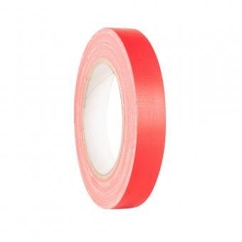 Adam Hall 58064 RED Gaffer Klebeband Rot 19mm x 25m