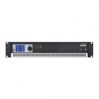 Audac SMA 500 2 Kanal Digital Endstufe 2 x 500 W