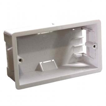 Audac WB 50 FG Wandeinbaukasten aus Kunststoff für AUDW5066, AUMWX65, AUWP523