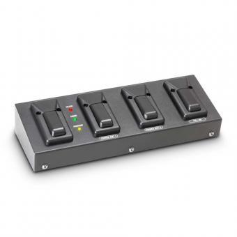 Cameo Multi PAR Foot + 4-Fach Fußpedal für alle CLMPAR Lichtanlagen