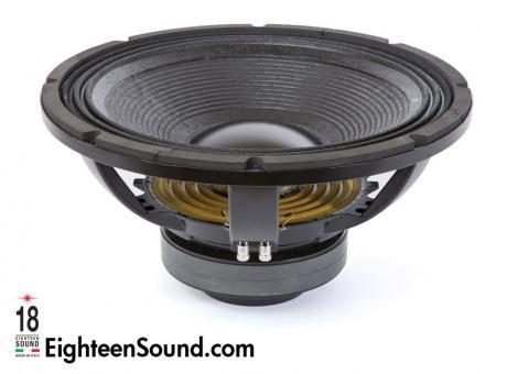 Eighteensound 18LW2500 Extended LF Ferrite Transducer Lautsprecher