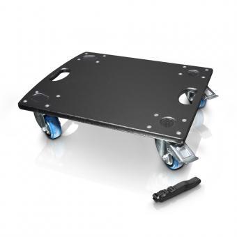 LD Systems DAVE 10 G3 CB Rollenbrett für LDDAVE10G3 incl. Spanngurt
