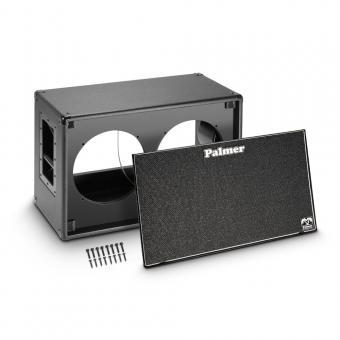 Palmer MI CAB 212 B 2 x 12 Gitarrenbox Leergehäuse Open Back