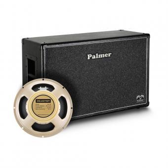 "Palmer MI CAB 212 CRM Gitarrenbox 2 x 12"" mit Celestion Creamback Model 8/16 Ohm"