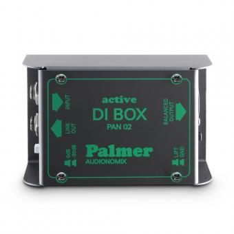 Palmer Pro PAN 02 DI-Box aktiv