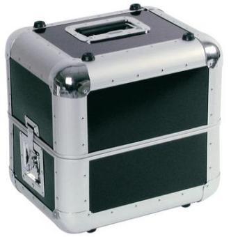 ROADINGER Platten-Case ALU 5050,abgerundet, sw