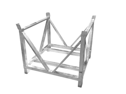 ALUTRUSS Transportsystem für Stahlplatten 80x80cm