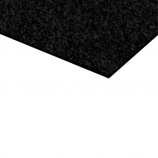 Adam Hall 0177 - Nadelvlies selbstklebend schwarz