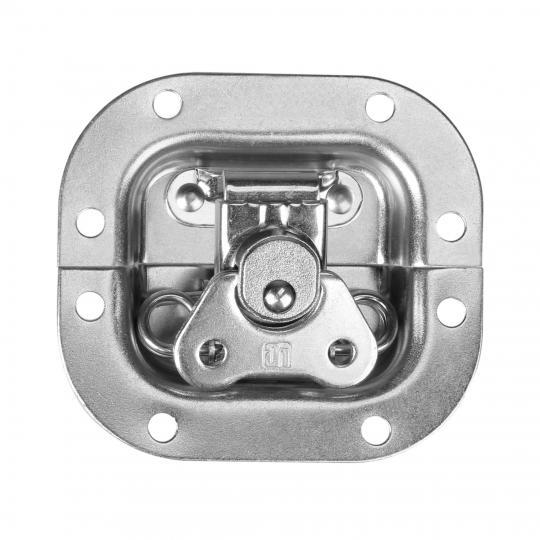 Adam Hall 17373 S - Butterfly Verschluss klein gefedert in kleiner Schale 10 mm tief