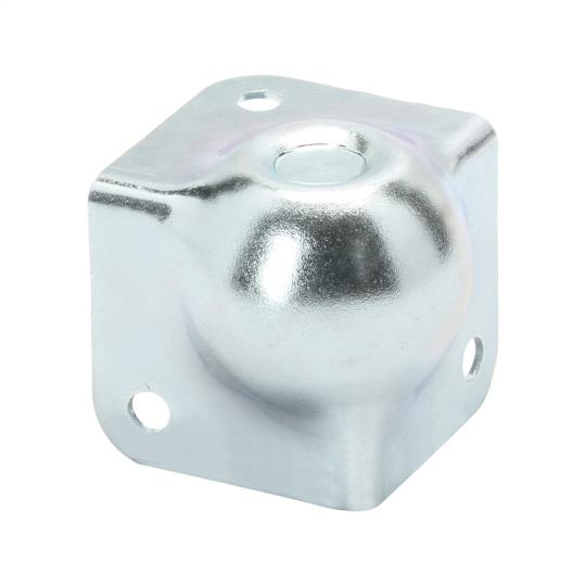 Adam Hall 40002 - Kugelecke quadratisch mit Stapelmulde