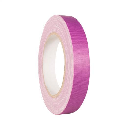 Adam Hall 58064 VIO - Gaffer Klebeband Violett 19mm x 25m