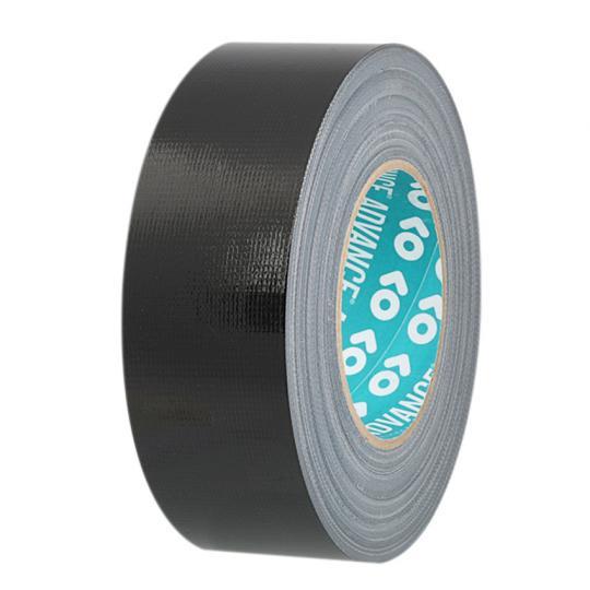 Adam Hall 58065 BLK Gaffer Klebeband schwarz 38mm x 50m