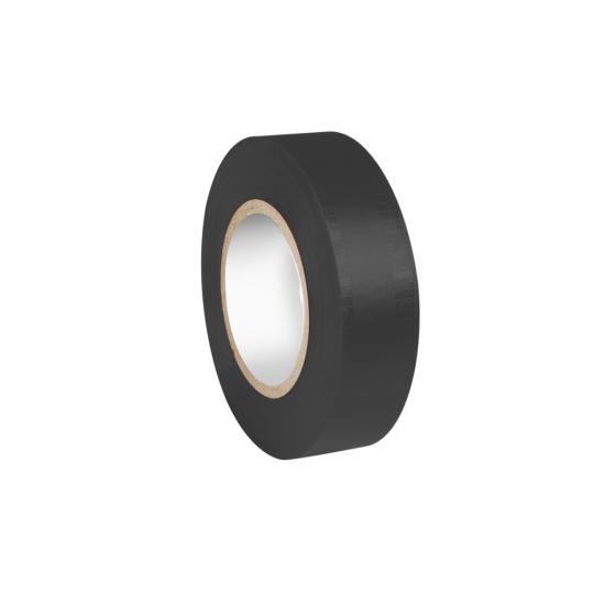 Adam Hall 580813 BLK - Isolierband 0,13 x 19 mm x 20 m schwarz
