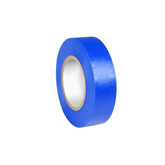 Adam Hall 580813 BLU Isolierband 0,13 x 19 mm x 20 m blau