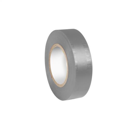 Adam Hall 580813 GREY - Isolierband 0,13 x 19 mm x 20 m grau