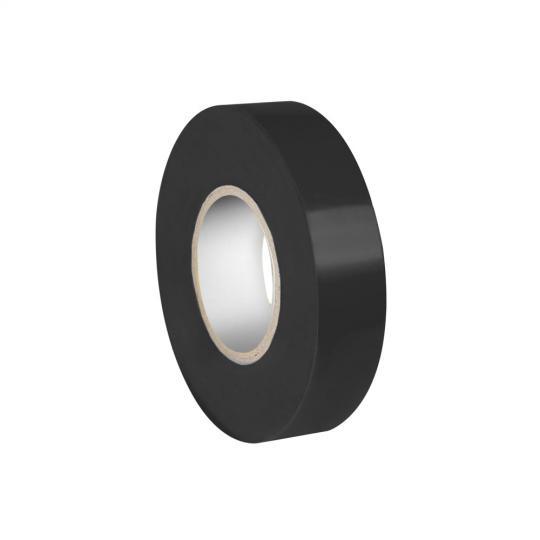 Adam Hall 580819 BLK - Isolierband 0,19 x 19 mm x 20 m schwarz
