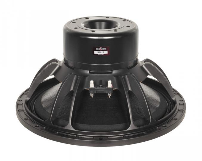 B&C Speakers 15DS115 - 15,0 Zoll Lautsprecher - 8 Ohm