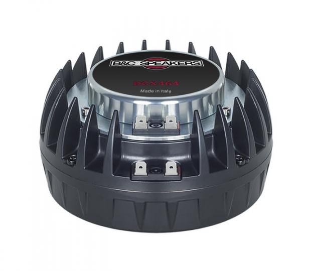 B&C Speakers DCX464 - 1,4 Zoll  - 8 Ohm