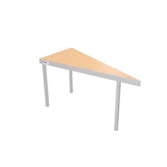 Bütec Standard - Podest Standard Indoor 1 x 2 x 2,24 m