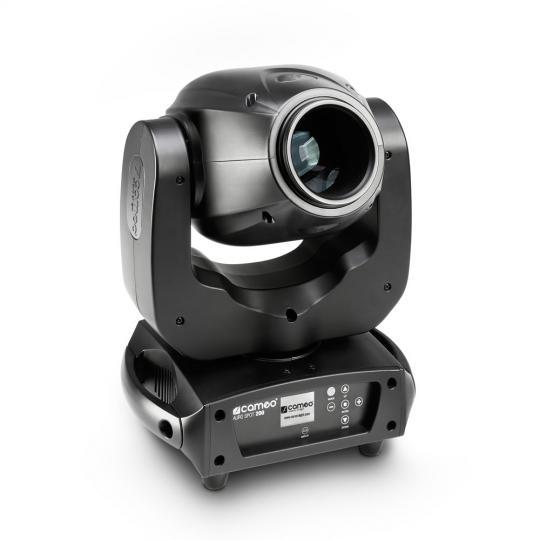 Cameo AURO® SPOT 200 LED Moving Head