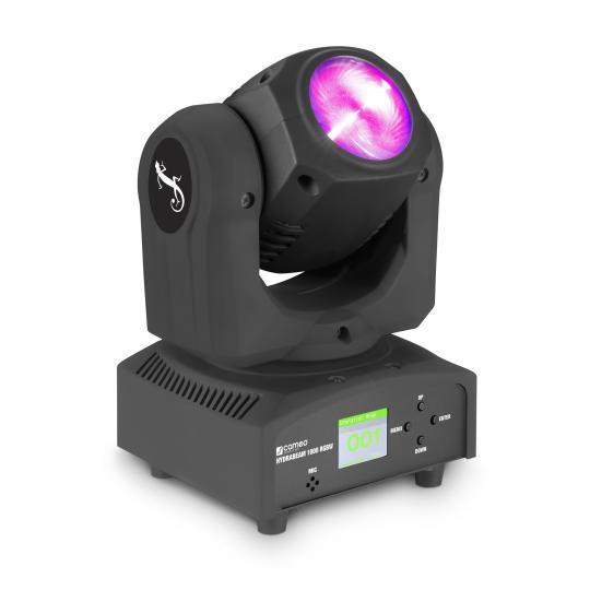 Cameo HYDRABEAM 1000 RGBW - Moving Head mit 32 W RGBW Quad-LED