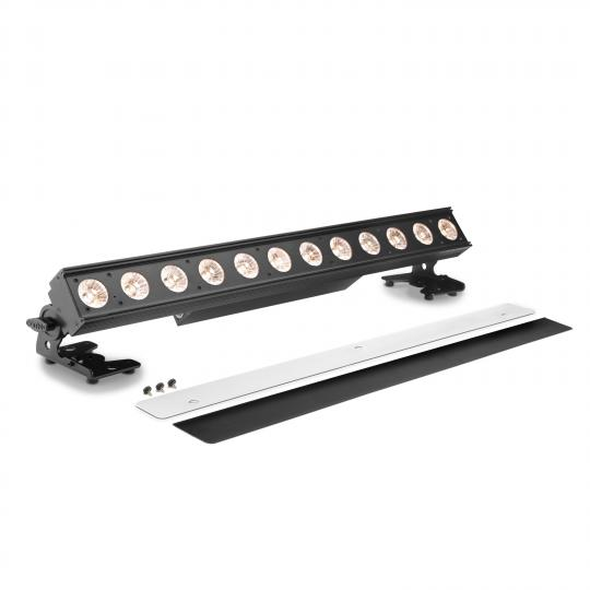 Cameo PIXBAR DTW PRO - 12 x 10 W Tri-LED Bar mit variablem Weißlicht und Dim-to-Warm-Funktion