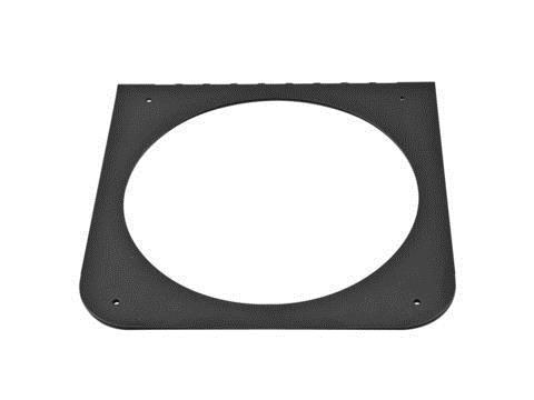 EUROLITE Filterrahmen 189x189mm schwarz
