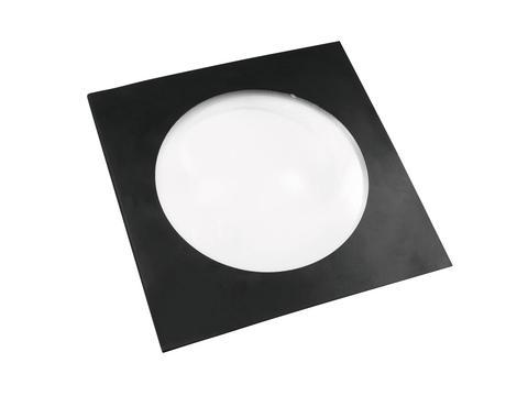 EUROLITE Fresnel-Linse für LED COB Par-56, sw