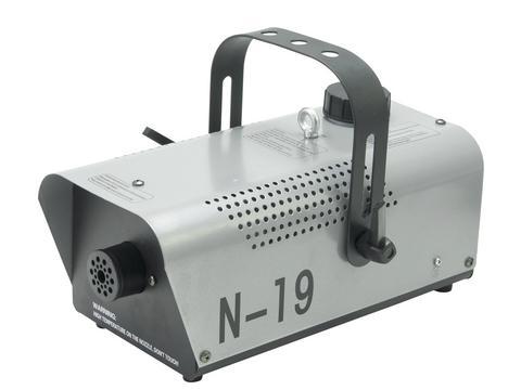 EUROLITE N-19 Nebelmaschine silber