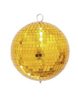EUROLITE Spiegelkugel 20cm gold