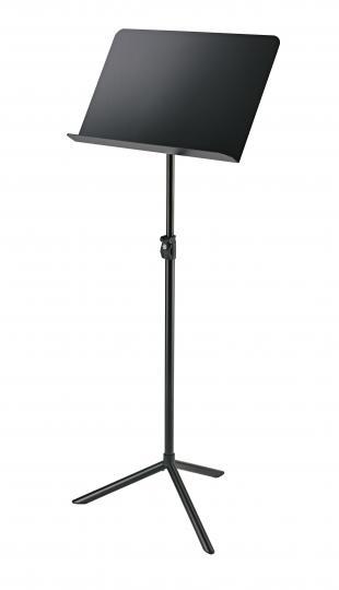 K&M 11930 Orchesternotenpult »Overture« schwarz