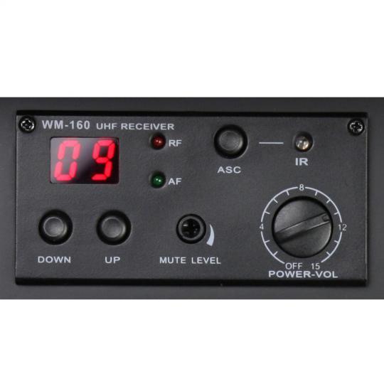 LD Systems Roadman 102 R B5 - UHF Empfängermodul für Roadman, Roadboy und Roadbuddy