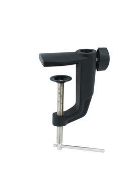 OMNITRONIC Halter Typ A für Tisch-Mikrofonarm sw