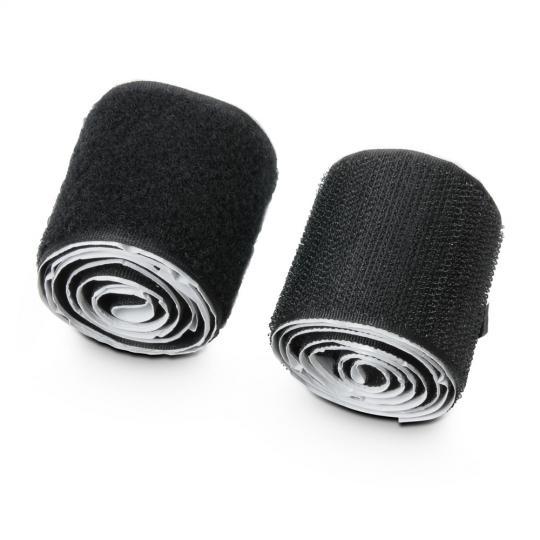 Palmer PEDALBAY® HNL - Haken und Flausch Klettband 50 mm breit, 1 m