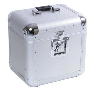 ROADINGER Platten-Case ALU 7525 abgerundet, sil