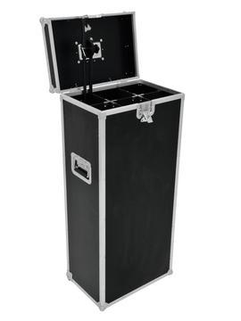 ROADINGER Transportcase für 6x Mikrofonständer