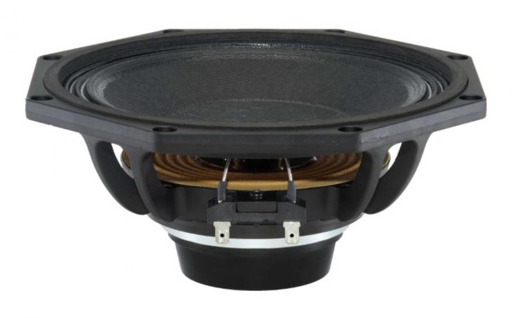 B&C Speakers 8MBX51 - 8, 0 Zoll Lautsprecher - 8 Ohm