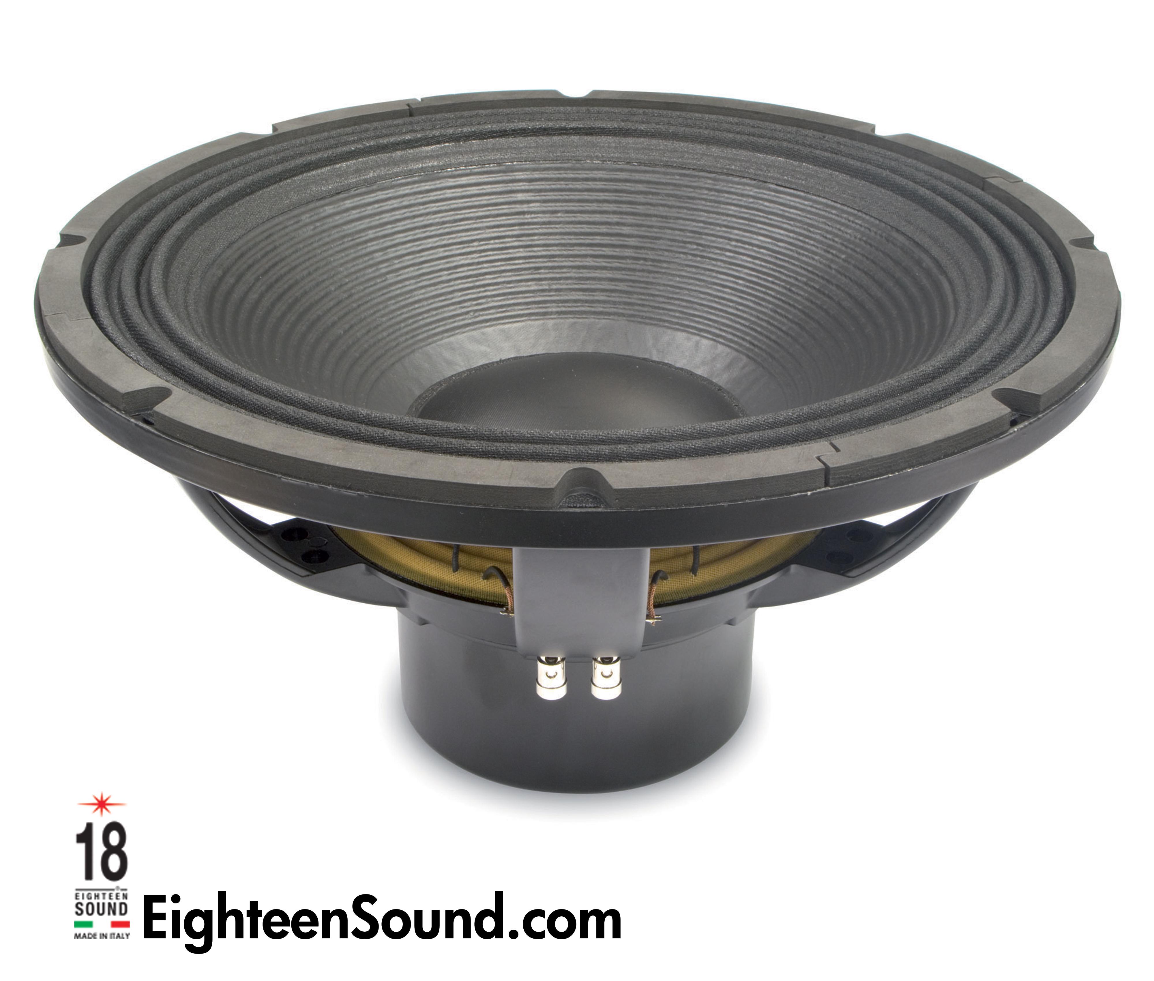 eighteensound 18nlw9601 extended lf neodymium treiber lautsprecher lautsprecher. Black Bedroom Furniture Sets. Home Design Ideas